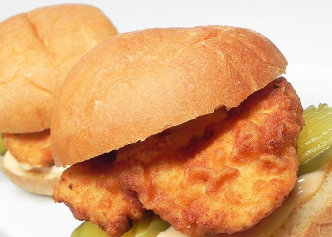 Best-Ever Fried Chicken Sandwiches