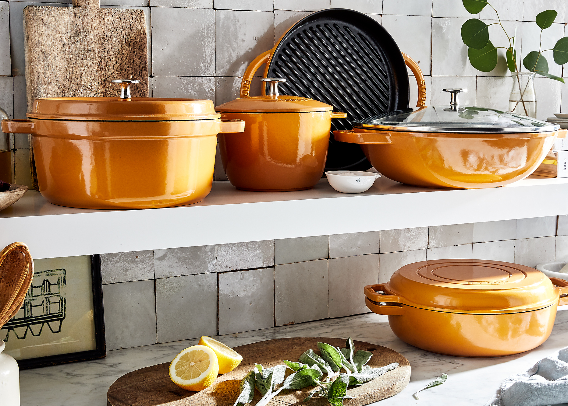Staub Turmeric Collection
