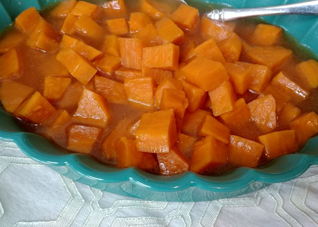 Instant Pot® Candied Sweet Potatoes