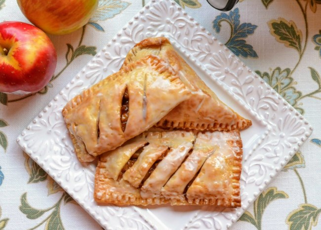 Air Fryer Apple Pies
