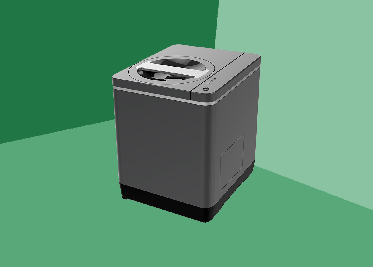This Countertop Composter from Vitamix Makes Fertilizer in Hours, Not Weeks