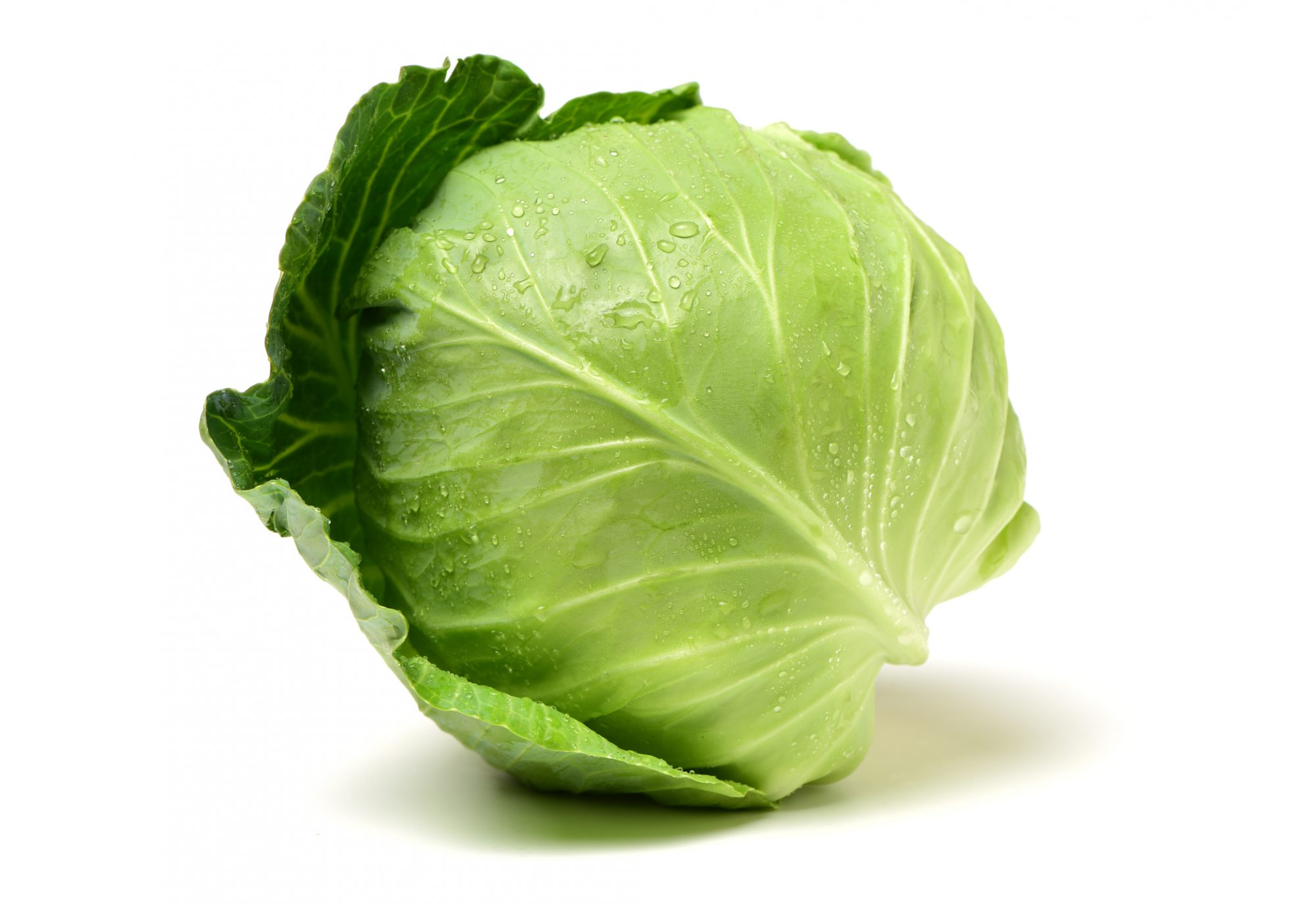 Green Cabbage by Getty