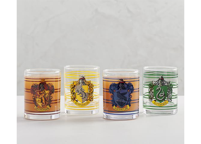 Harry Potter House Crest Tumblers