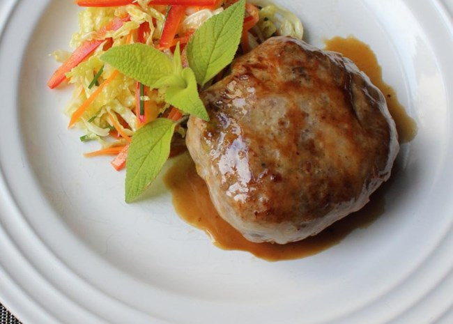 Crepinettes (Pork Sausage Patties) with Apricots and Pistachios