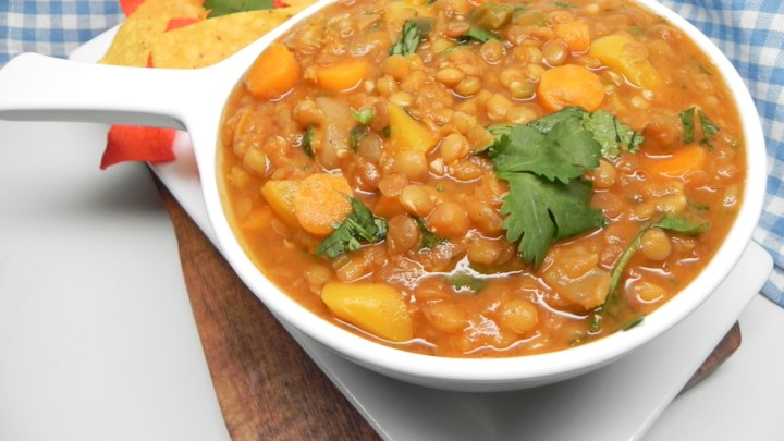 15 Hearty and Healthy Fall Soups for The Instant Pot