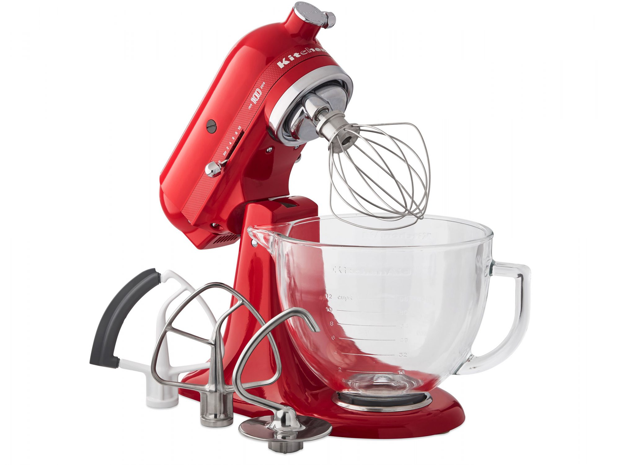 KitchenAid® Queen of Hearts Artisan Stand Mixer