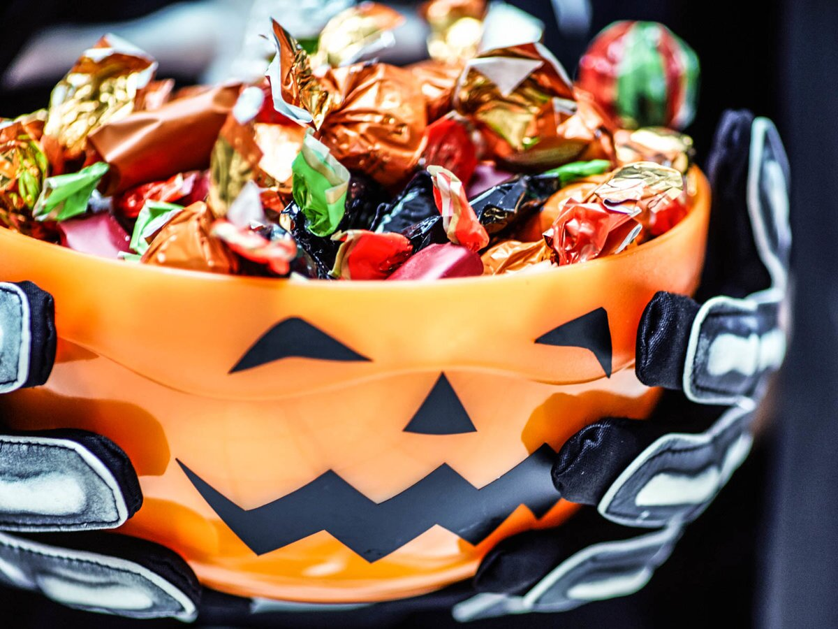 the top selling halloween candy in each state