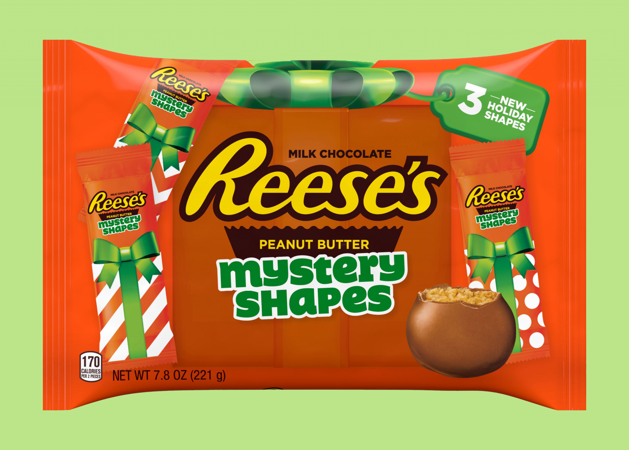 Reese's Mystery Shapes