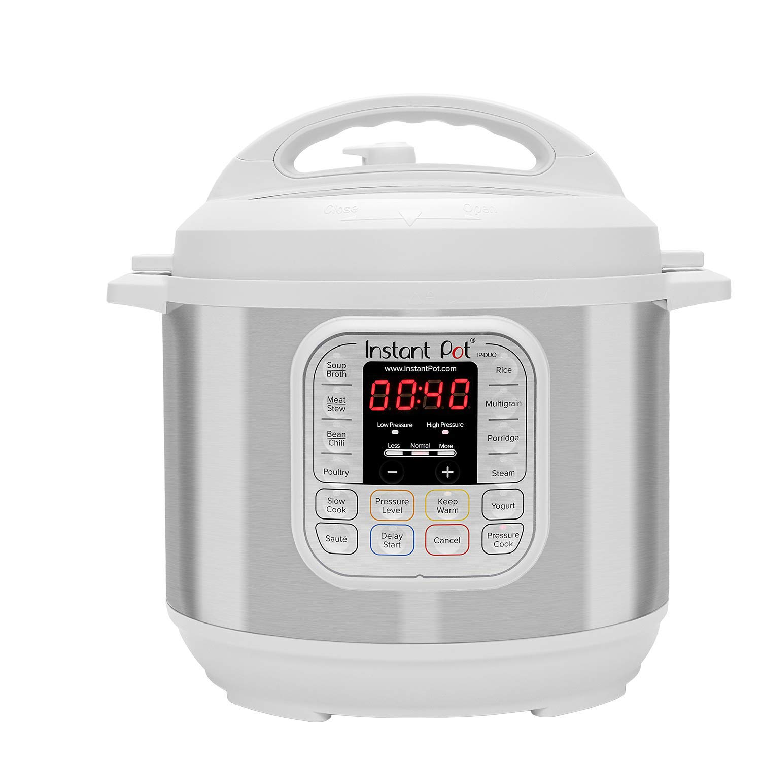 They've been eyeing a programmable multi-cooker for a while now, so make the leap for them with this affordable 6-quart 7-in-1 Instant Pot, which features cooking modes for steamer, slow cooker, pressure cooker, yogurt maker, and more. This version also comes in fun colors, including red, teal, and white.
