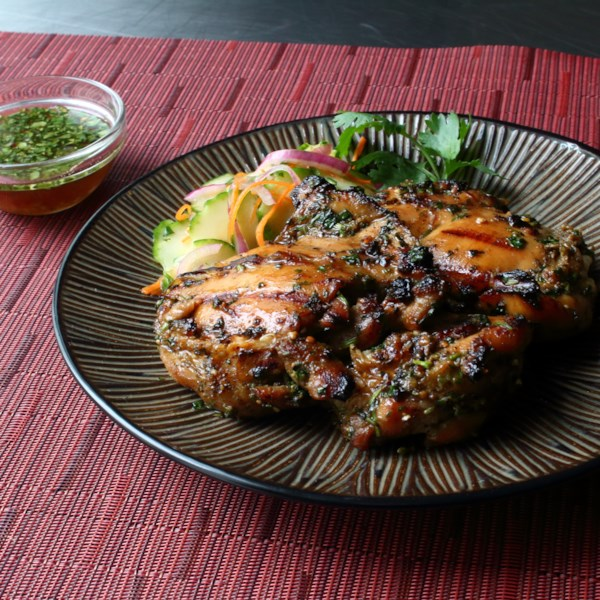 Laotian Grilled Chicken (Ping Gai)