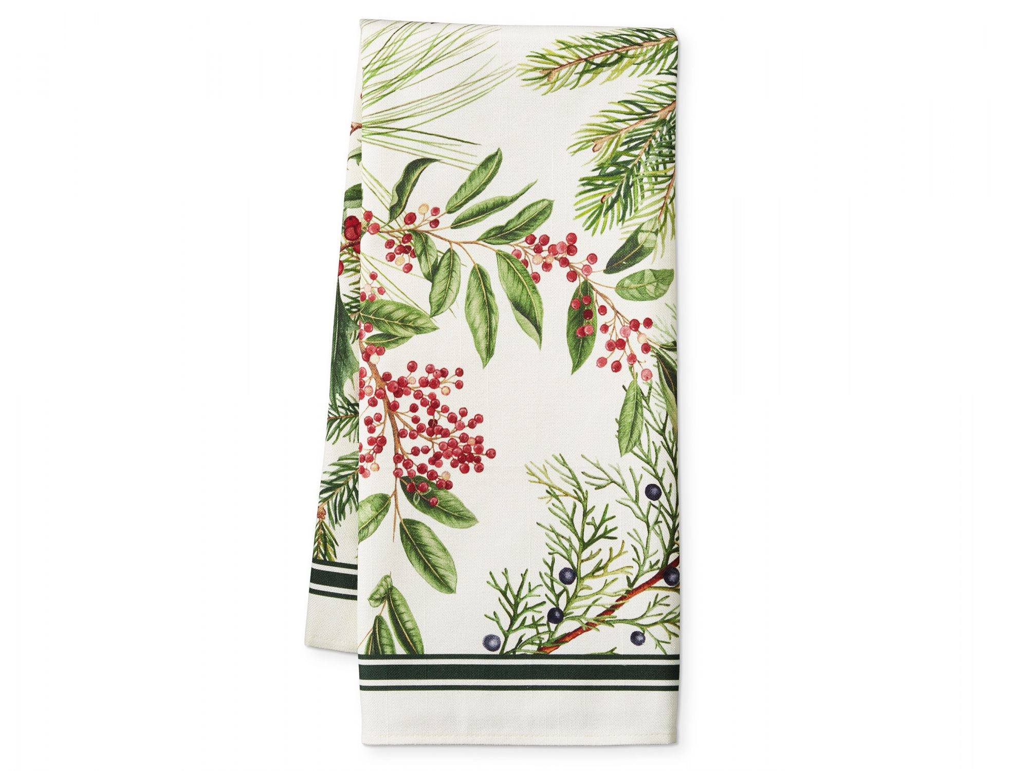 Woodland Berry Towels