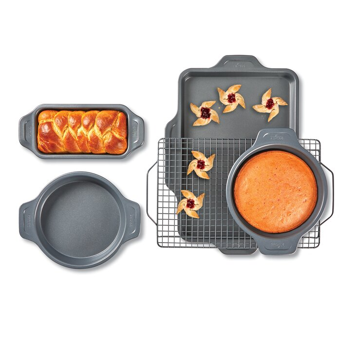 All-Clad Pro-Release 5-Piece Non-Stick Bakeware Set