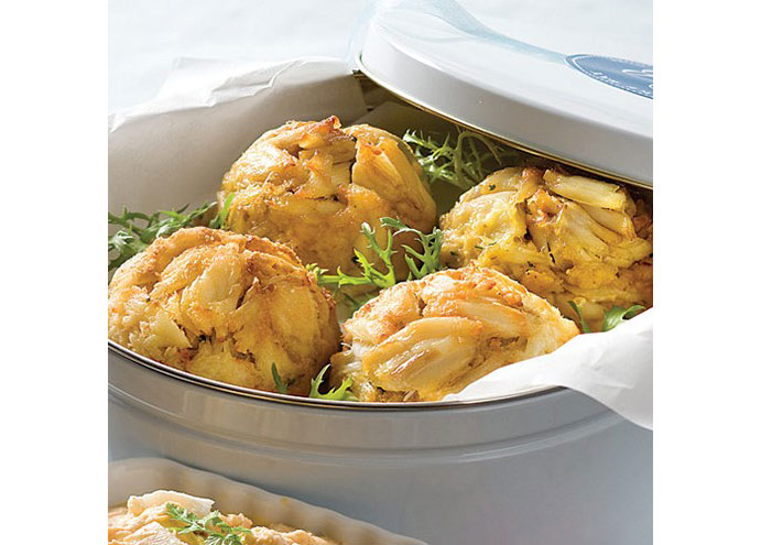 Chesapeake Crab Cakes and More Crab Cake Gift Tin