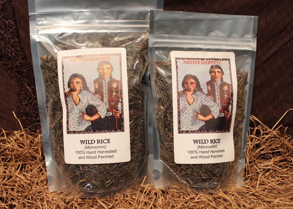 Minnesota Native Harvest Wild Rice