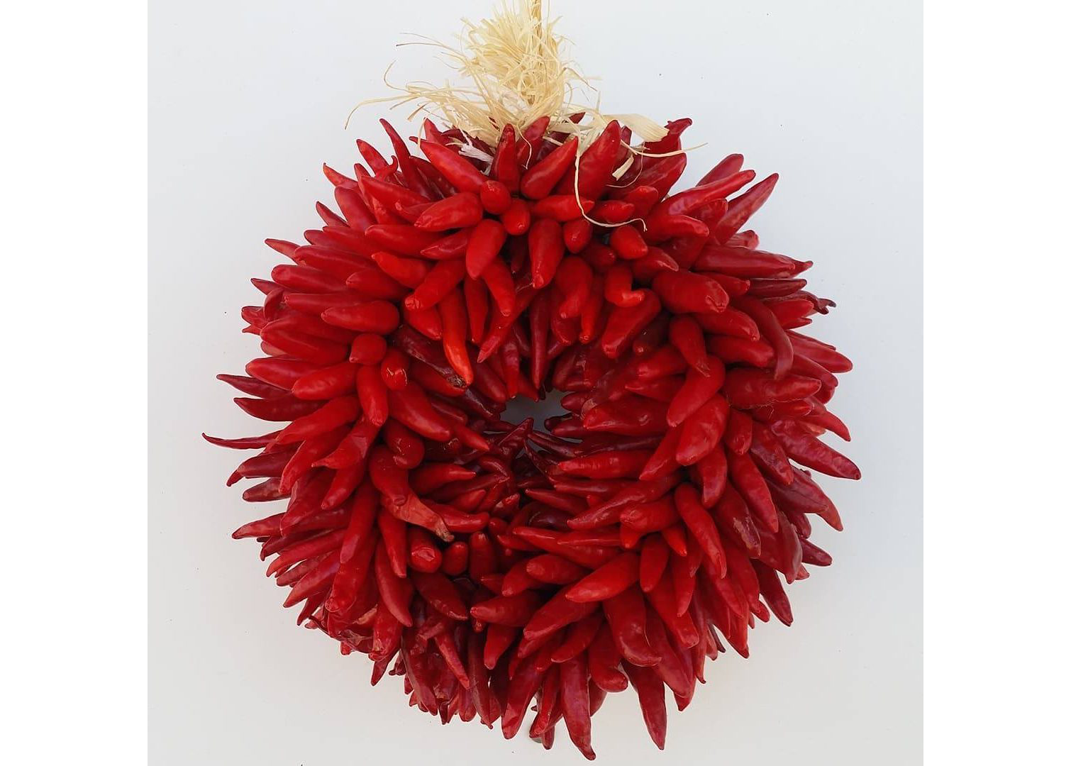 New Mexico Hatch Chile Wreath