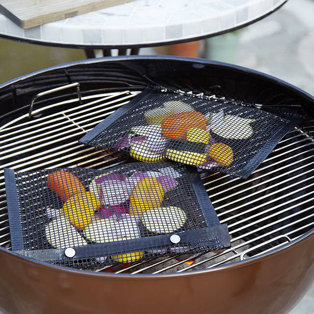 Mesh Grill Bags