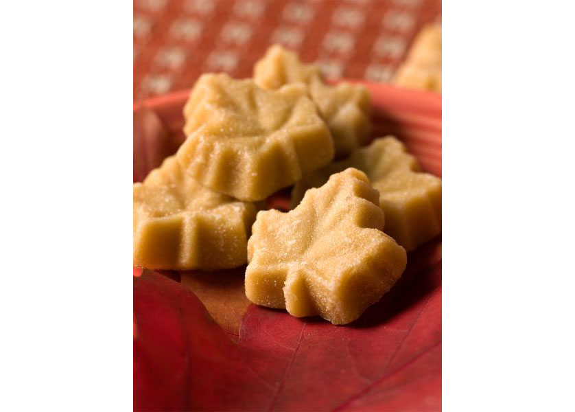 Maple Candy Leaves