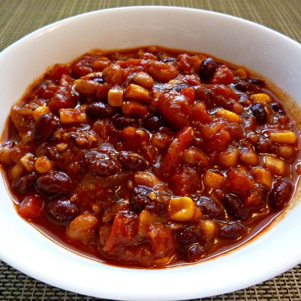 Spicy Vegan Chili