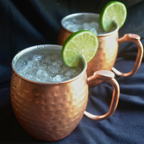 Simple Moscow Mule
