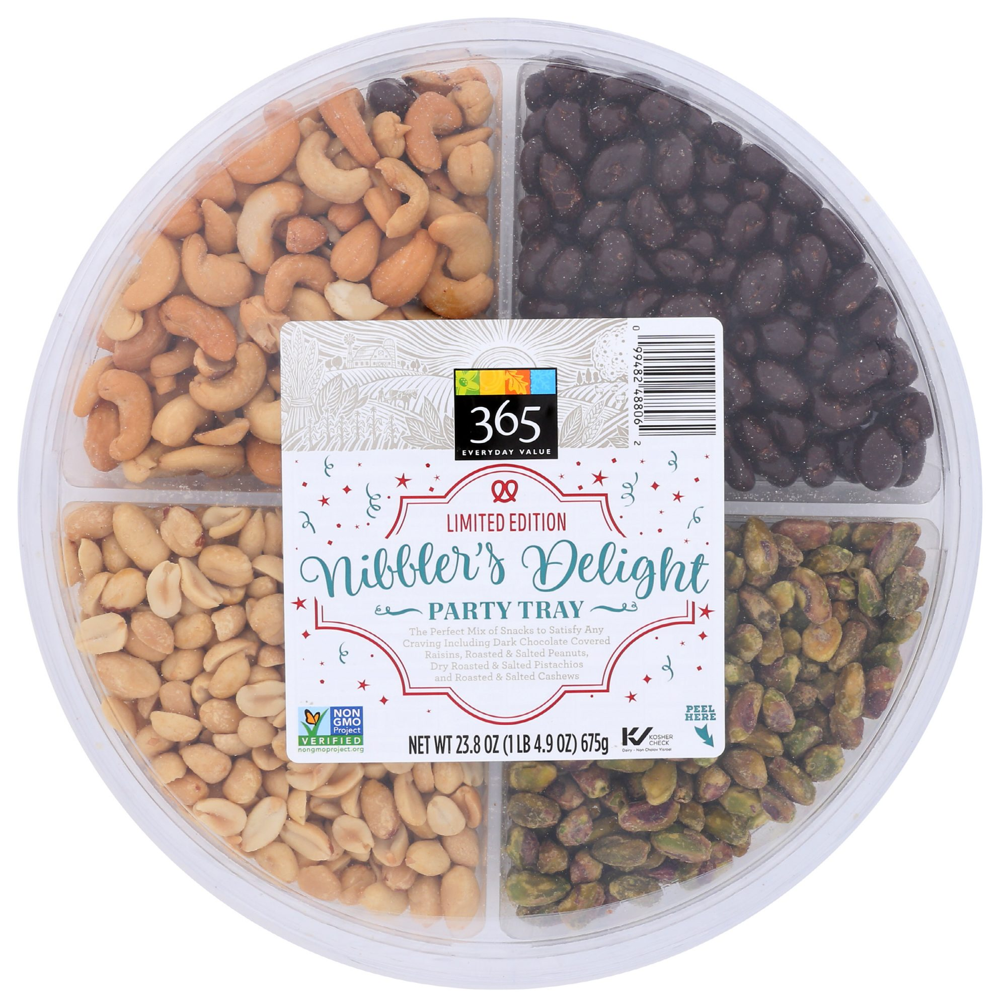 365 Everyday Value Limited Edition Nibbler's Delight Party Tray