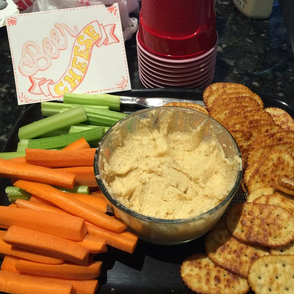 Beer and cheese, what more do you need? Chef John's delicious dip has all the flavor of beer cheese, but without the effort of baking.