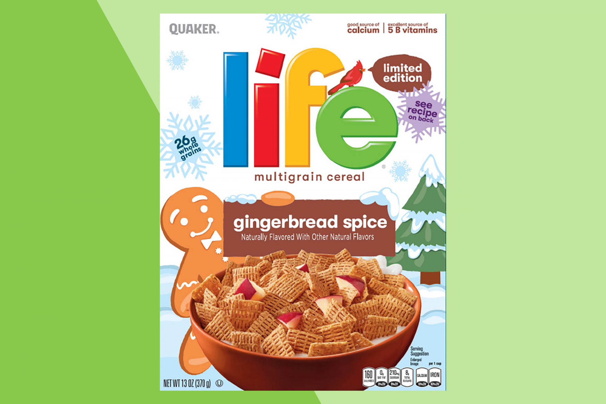 Life Gingerbread Spice