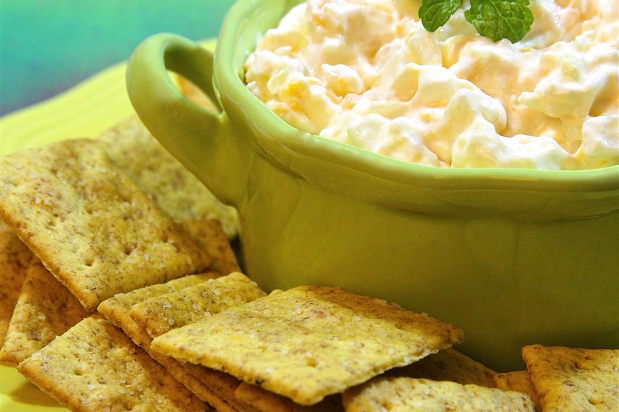 Pineapple and Cheese Spread