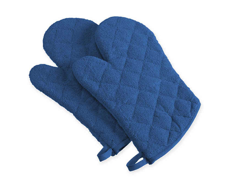 Design Imports Oven Mitts