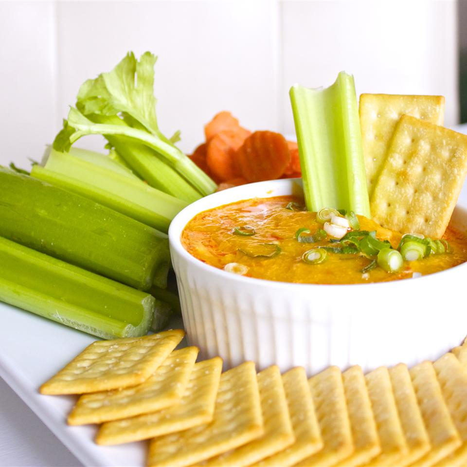 New York: Buffalo Chicken Dip