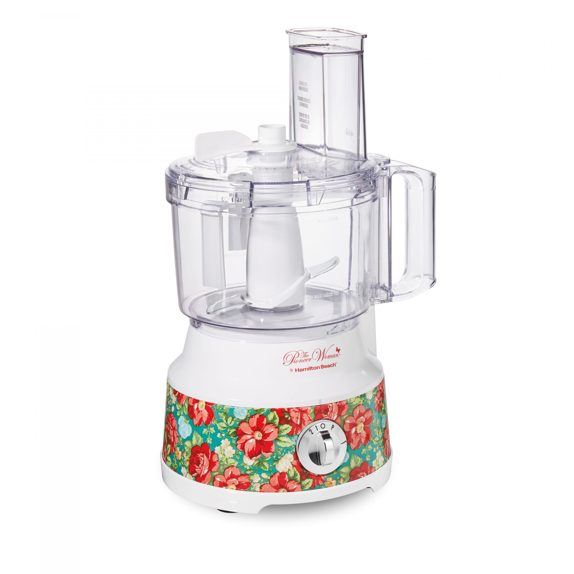 This button opens a dialog that displays additional images for this product with the option to zoom in or out. Pioneer Woman Vintage Floral 10 Cup Food Processor with Bowl Scraper by Hamilton Beach, 70731 Pioneer Woman Vintage Floral 10 Cup Food Processor with Bowl Scraper by Hamilton Beach, 70731 Pioneer Woman Vintage Floral 10 Cup Food Processor with Bowl Scraper by Hamilton Beach, 70731 Pioneer Woman Vintage Floral 10 Cup Food Processor with Bowl Scraper by Hamilton Beach, 70731 Pioneer Woman Vintage Floral 10 Cup Food Processor with Bowl Scraper by Hamilton Beach, 70731 Pioneer Woman Vintage Floral 10 Cup Food Processor with Bowl Scraper by Hamilton Beach, 70731 Pioneer Woman Vintage Floral 10 Cup Food Processor with Bowl Scraper by Hamilton Beach, 70731 Pioneer Woman Vintage Floral 10 Cup Food Processor with Bowl Scraper by Hamilton Beach, 70731 Report incorrect product info or prohibited items Pioneer Woman Vintage Floral 10 Cup Food Processor with Bowl Scraper by Hamilton Beach