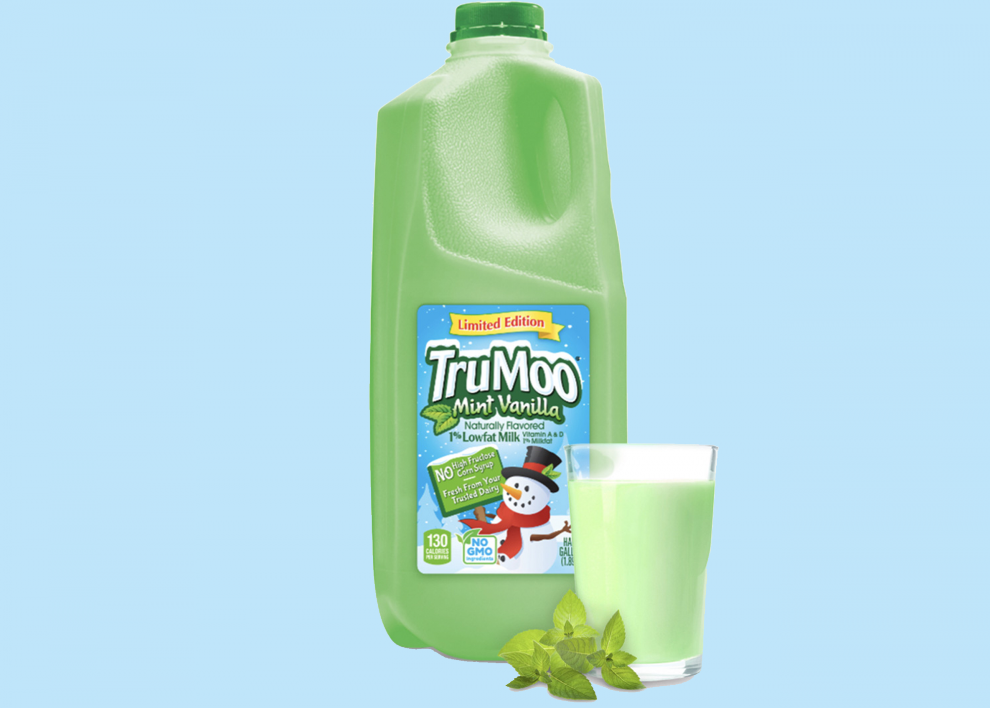 Trumoo Mint Milk