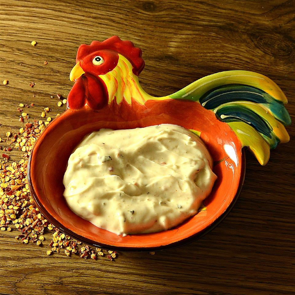 Virginia: Mexican White Sauce
