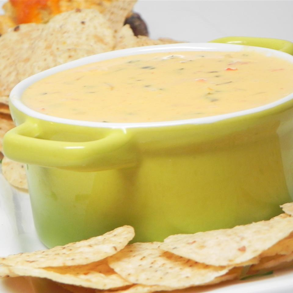 Texas: Queso (Cheese) Dip