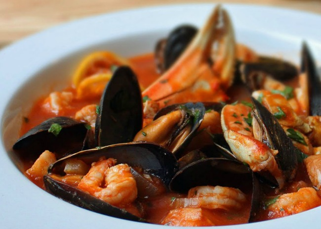 Chef John's Cioppino