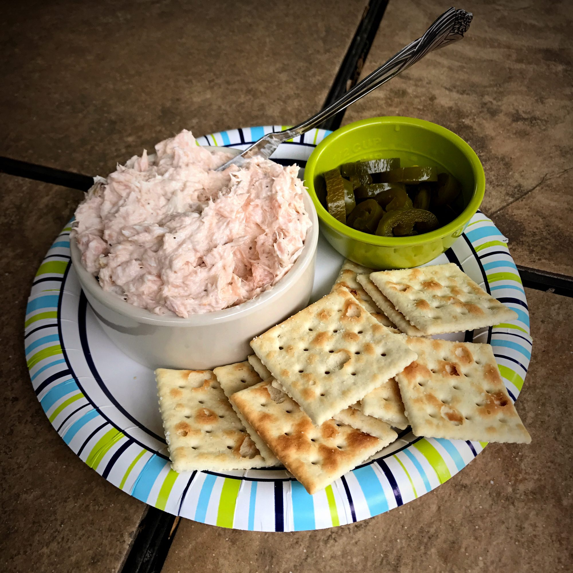 Florida: Smoked Fish Dip
