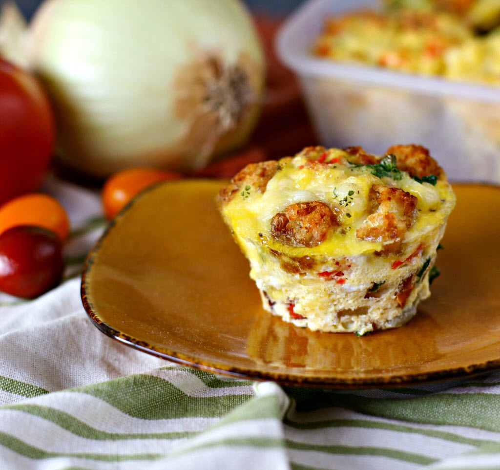 Bacon Tater Egg Cups