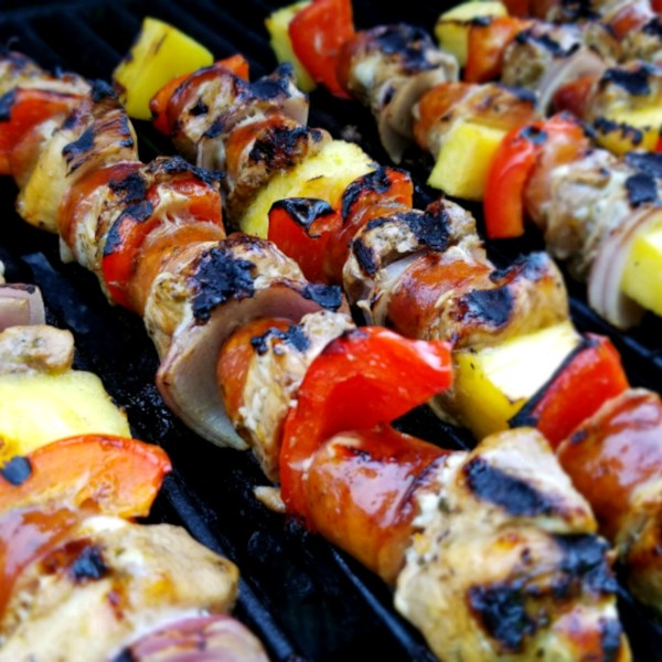 Chorizo and Chicken Skewers