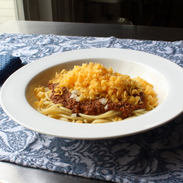 Chef John's Cincinnati-Style Chili