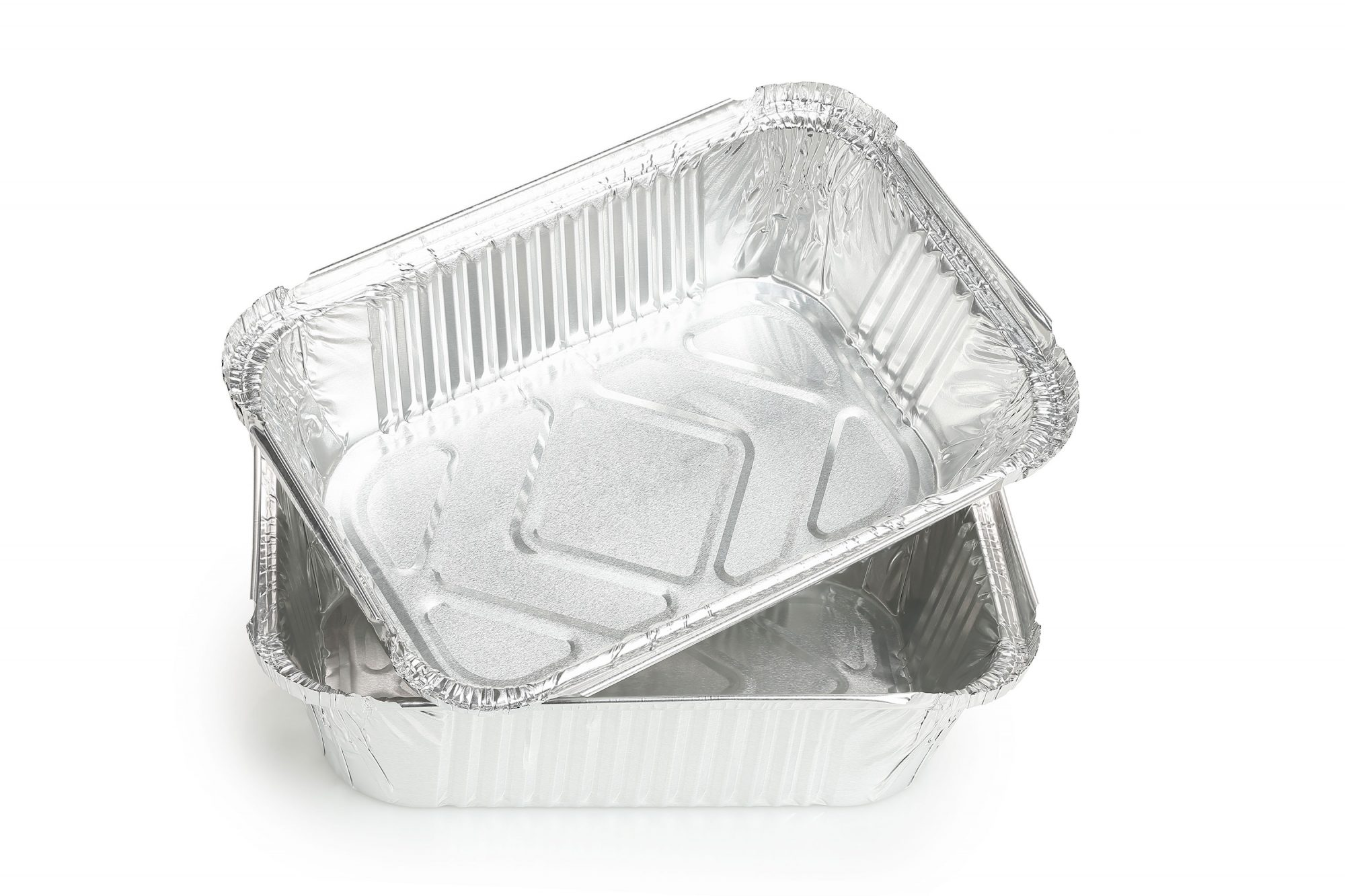 Aluminum Take-Out Bowls