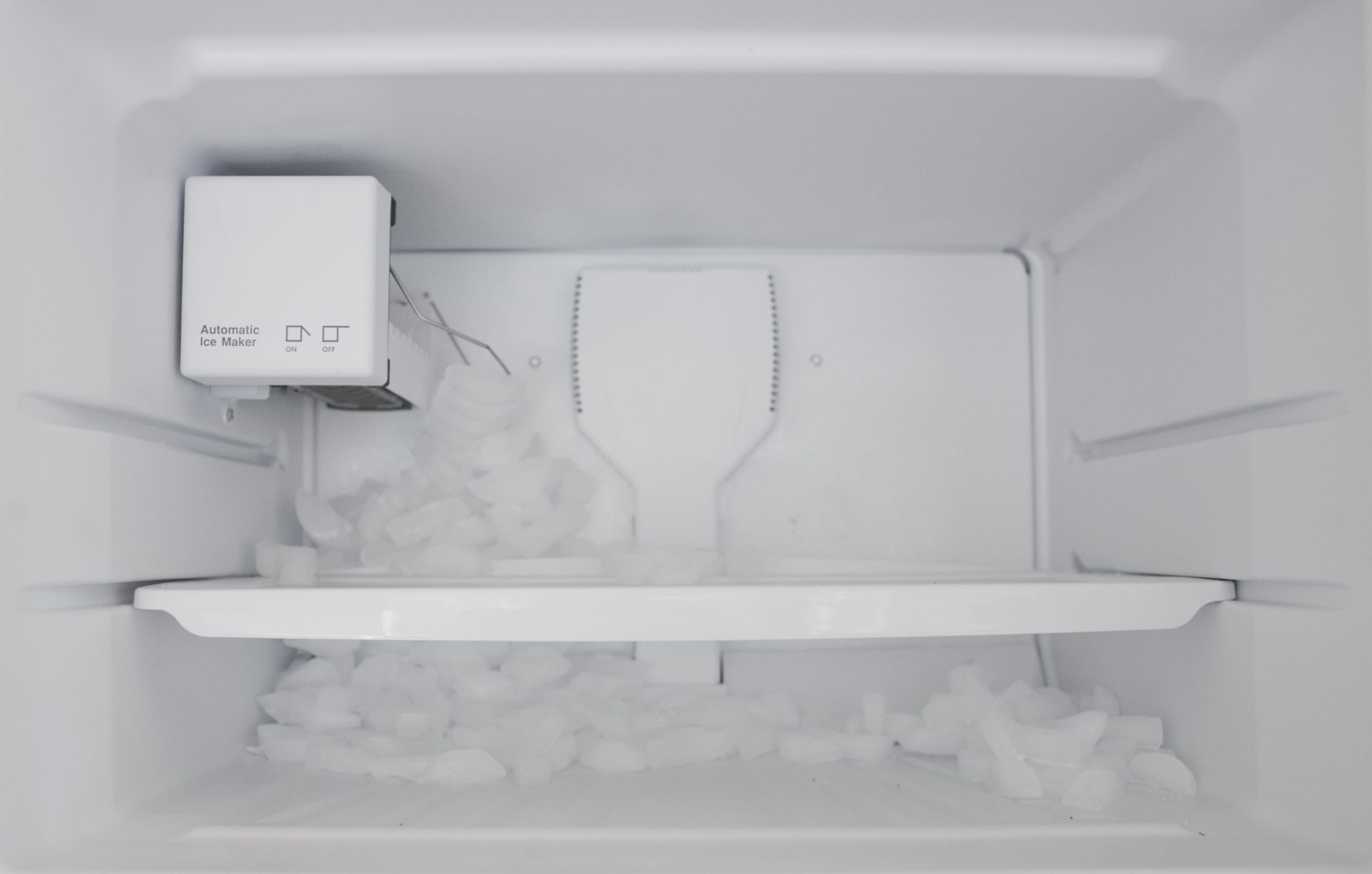 Automatic ice maker malfunction