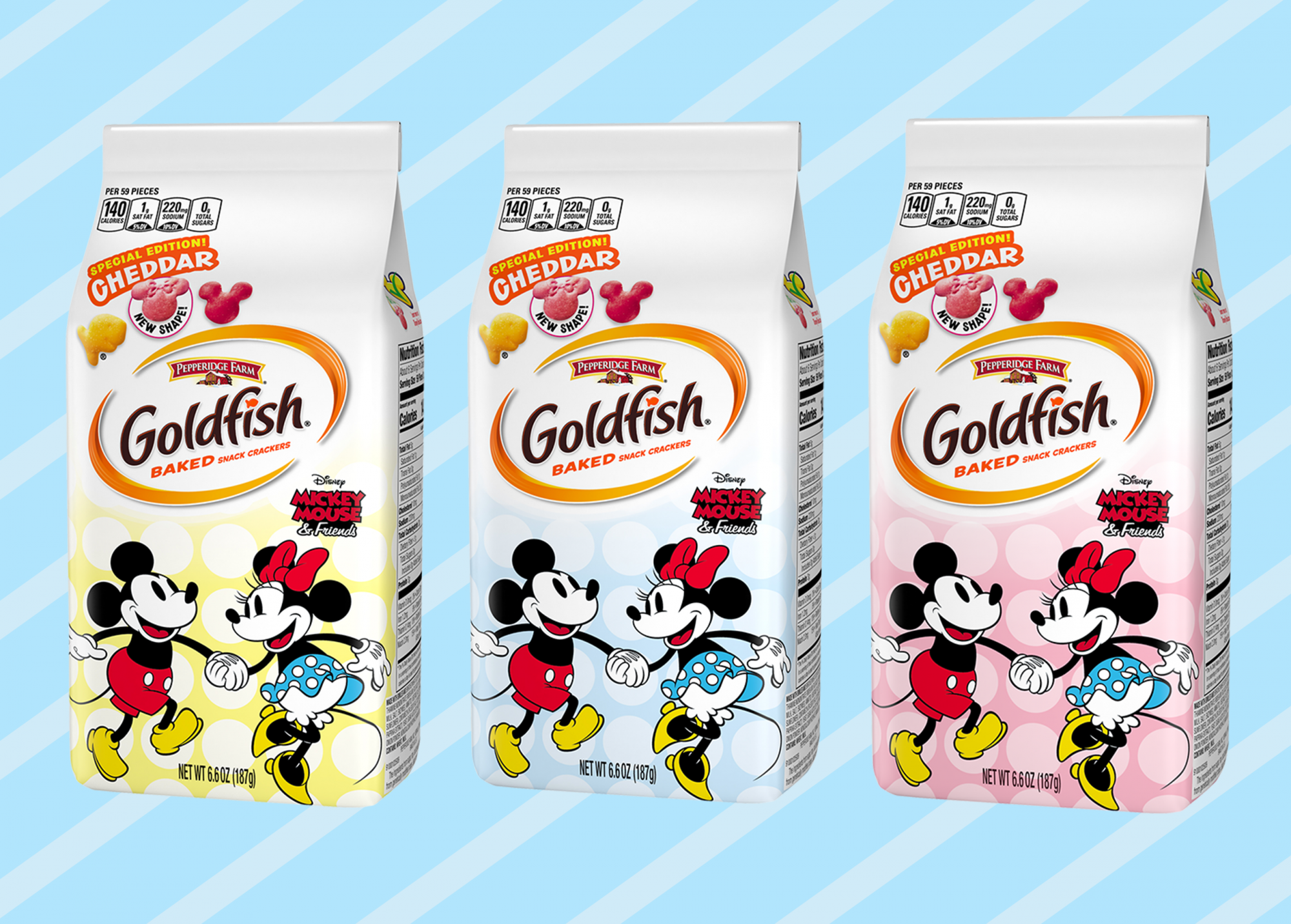 goldfish mickey and minnie crackers