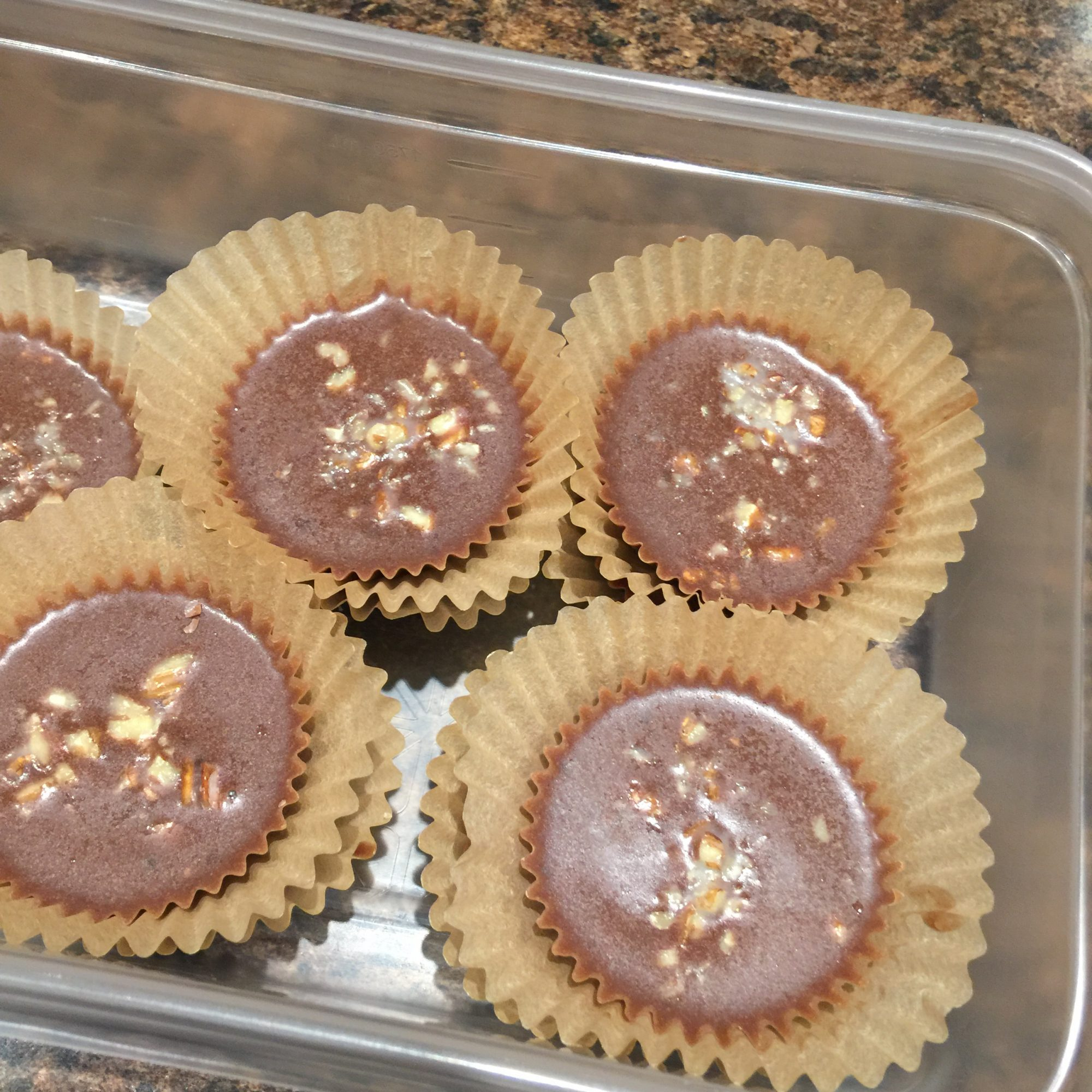 Chocolate-Peanut Butter Keto Cups