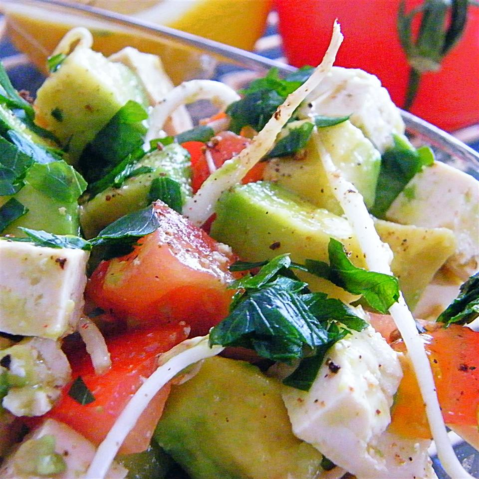 Tracey's Fish-Free Summer Ceviche