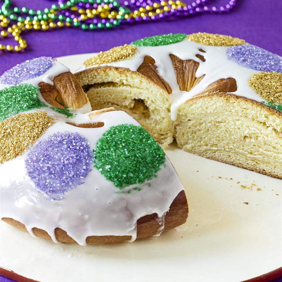 King Cake Recipes That Reign Over Mardi Gras
