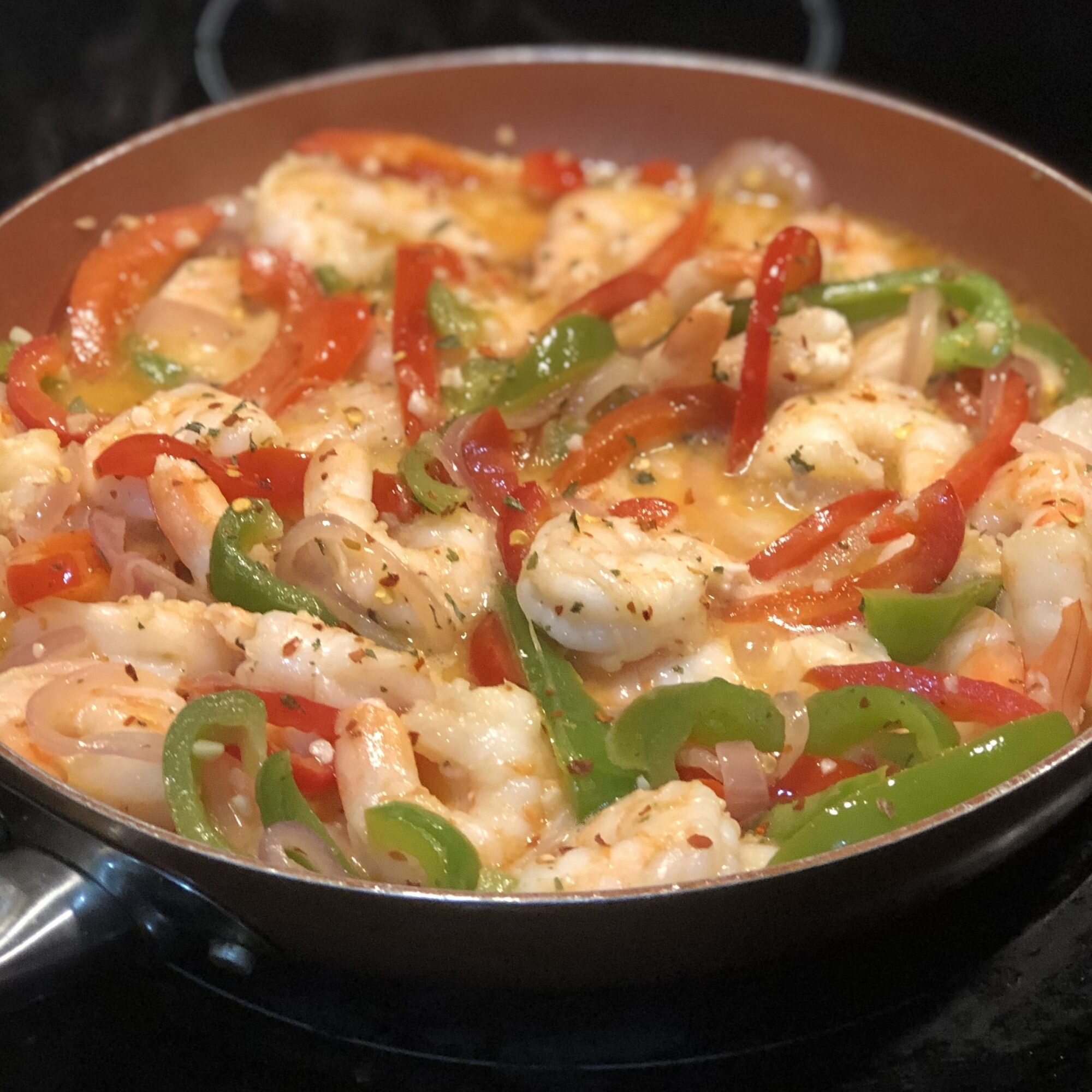 14 Shrimp Skillet Dinners For Weeknight Meals Allrecipes