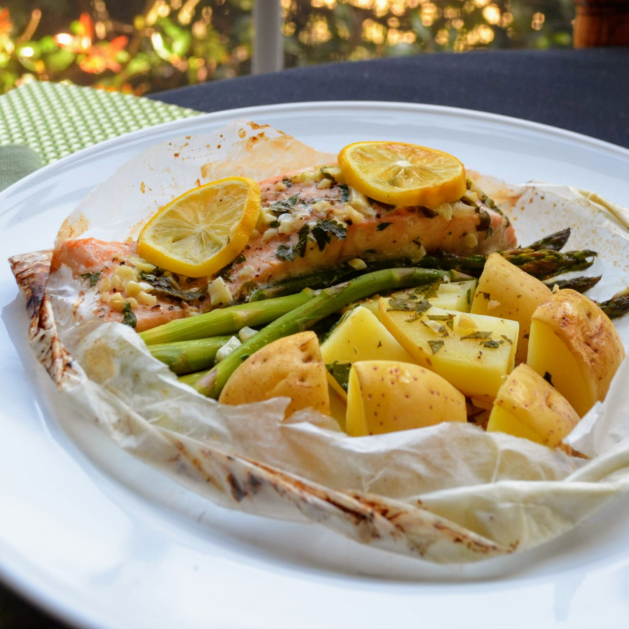 Chef John's Salmon in Parchment