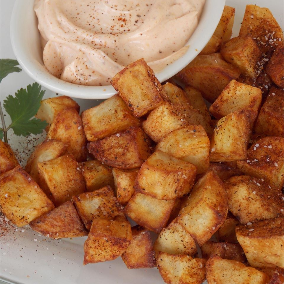 20 Ways with Russet Potatoes