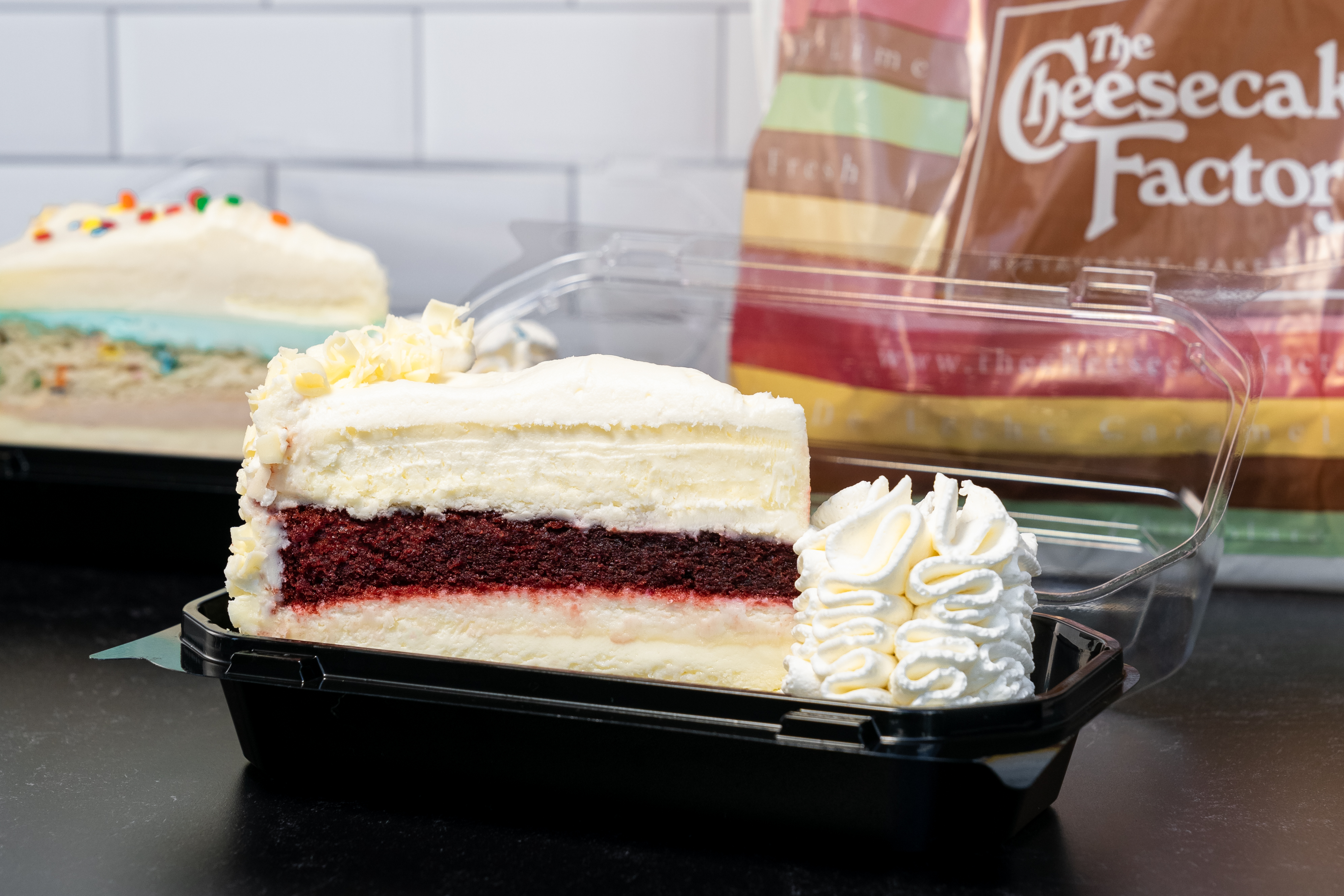 Here's How You Can Get a Free Slice of Cheesecake from The Cheesecake Factory for the Next Month