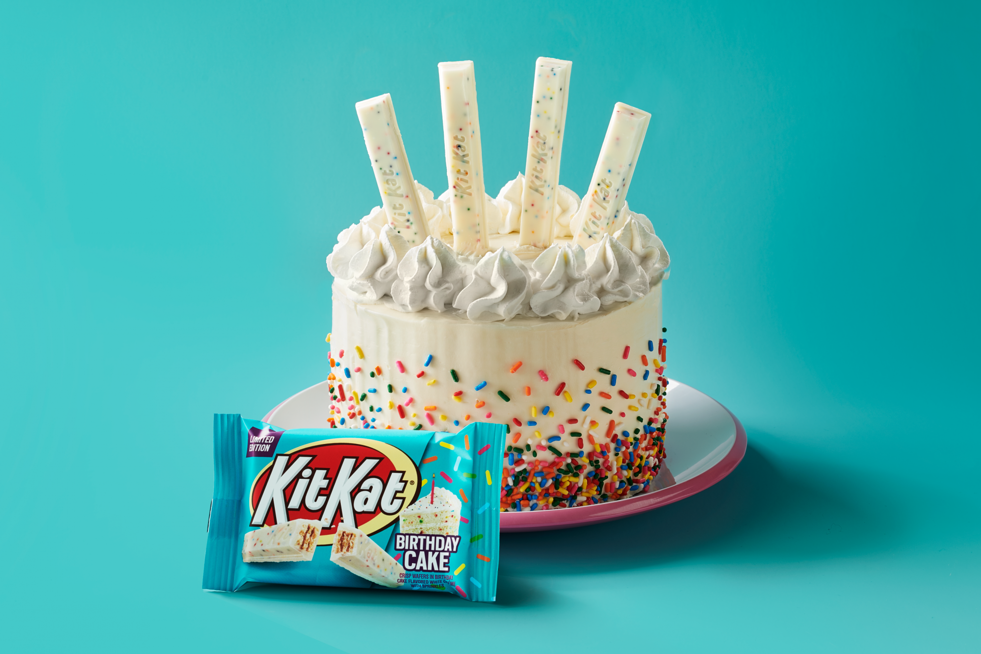 Kit Kat Birthday Cake Arrives This April — And We've Already Tried It