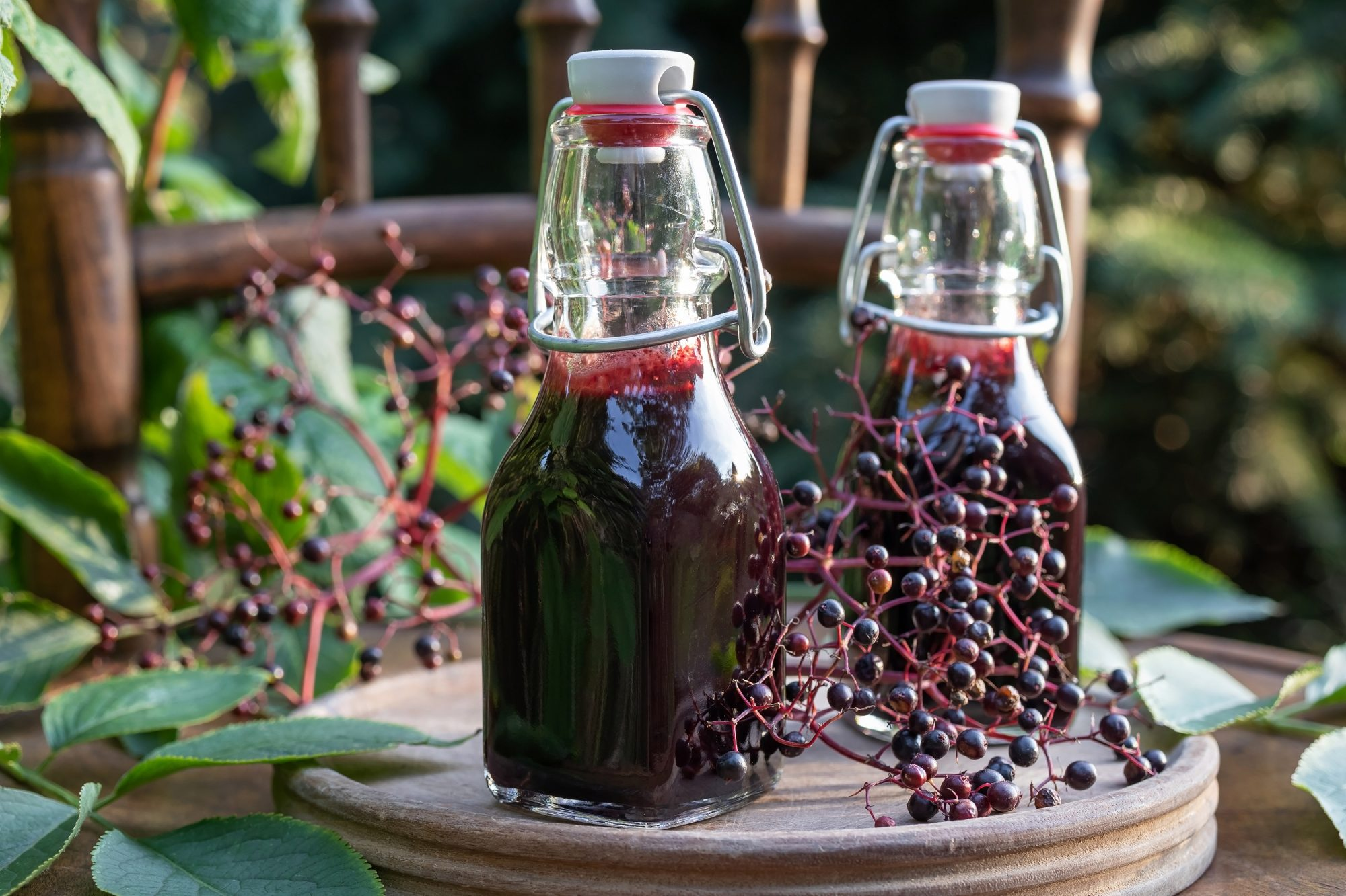 What Is Elderberry Syrup? Can It Cure the Common Cold or Flu?